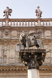 The Venetian Lion of San Marco Photographic Print by  Nico