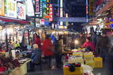 Nandaemun Market, Seoul, South Korea, Asia Photographic Print by  Christian
