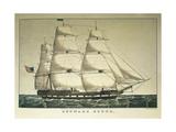 Outward Bound, American Clipper Ship Prints