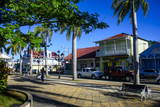 Town Square of Puerto Plata, Dominican Republic, West Indies, Caribbean, Central America Photographic Print by  Michael