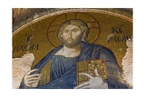 Mosaic, Christ in Majesty Prints
