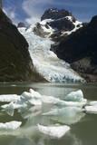 Glaciar Serrano (Serrano Glacier) Photographic Print by  Tony