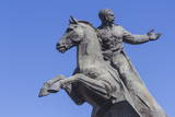 Antonio Maceo Equestrian Statue Photographic Print by  Rolf