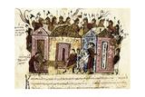 Scandinavian Bodyguards of Emperors Prints by John Skylitzer