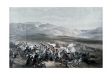 Charge of the Light Brigade of the British Cavalry Posters