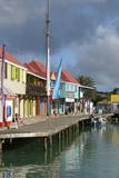 St. Johns, Antigua, Leeward Islands, West Indies, Caribbean, Central America Photographic Print by  Robert