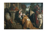 Adoration of the Magi Plakater af Paolo Veronese