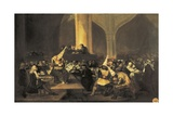Scene of the Inquisition Posters by Francisco de Goya