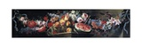 Festoon of Fruits Poster by Abraham Brueghel