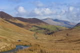 Newlands Valley with Skiddaw over Keswick in the Distance Photographic Print by  James