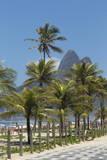 Ipanema Beach, Rio De Janeiro, Brazil, South America Photographic Print by  Angelo