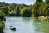 River Mincio, Valeggio Sul Mincio, Verona Province, Veneto, Italy, Europe Photographic Print by  Nico