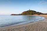 Chia Beach, Cagliari Province, Sardinia, Italy, Mediterranean, Europe Photographic Print by  John
