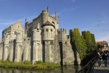 Gravensteen (Castle of the Count) 12th C Photo