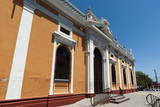 Iglesia De Xalteva, Granada, Nicaragua, Central America Photographic Print by  Sergio