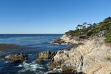 Pebble Beach, 17 Miles Drive, Carmel, California, United States of America, North America Photographic Print by  Sergio