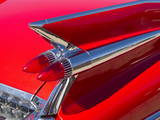 Tail Fin and Rear Lights of 1959 Cadillac Eldorado, Melbourne, Victoria, Australia Photographie par Nick Servian