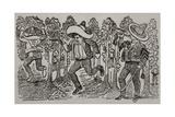Corrido, Mexican Folk Song Posters