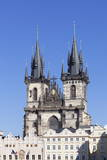 Tyn Cathedral (Church of Our Lady before Tyn) Photographic Print by  Markus