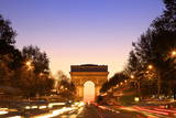 Arc De Triomphe at Dawn, Paris, France, Europe Photographic Print by  Neil