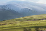 Winter Clouds Clinging to the Skiddaw Massif Photographic Print by  James