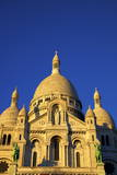 Sacre Coeur, Montmartre, Paris, France, Europe Photographic Print by  Neil