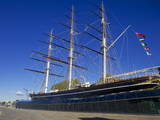 The Cutty Sark Photographic Print by Simon Montgomery