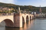 Karl Theodor Bridge with Stadttor Gate Photographic Print by  Markus