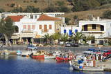 Port of Gavrio, Andros Island, Cyclades, Greek Islands, Greece, Europe Photographic Print by  Richard