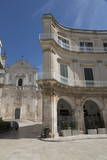 Basilica Di San Martino in Martina Franca, Puglia, Italy, Europe Photographic Print by  Martin