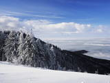View from Kandel Mountain, Black Forest, Baden Wurttemberg, Germany, Europe Photographic Print by Marcus Lange