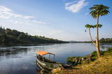 Source of the Nile in Jinja, Uganda, East Africa, Africa Photographic Print by  Michael