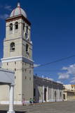 Cathedral and Plaza Del Himno, Bayamo, Cuba, West Indies, Caribbean, Central America Photographic Print by  Rolf
