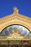 Entrance to Gare De L'Est, Paris, France, Europe Photographic Print by  Neil