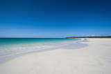 White Sand Beach and Turquoise Waters Photographic Print by  Michael