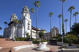 Hearst Castle Photographic Print by  Stuart