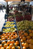 Fruit Stall in Market in Alberobello, Puglia, Italy, Europe Photographic Print by  Martin