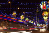 Blackpool, Lancashire, England, United Kingdom, Europe Photographic Print by  Billy