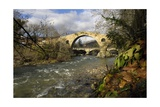 Medieval Bridge of Cangas Prints