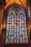Stained-Glass Windows Photographic Print by  G&M