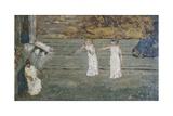 Theatre Scene Affiches par Edouard Vuillard