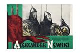 Alexander Newski Kunstdrucke