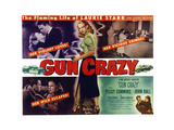 Gun Crazy (aka Deadly Is the Female) Poster