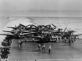 Battle of Midway Photo