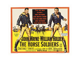 The Horse Soldiers Art
