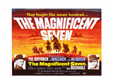 The Magnificent Seven Prints