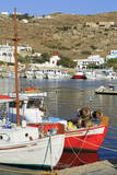 New Port, Mykonos Island, Cyclades, Greek Islands, Greece, Europe Photographic Print by  Richard