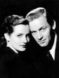 Brenda Marshall and Her Husband William Holden Photo
