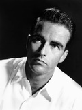Montgomery Clift Poster