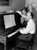 Composer Kurt Weill Photo
